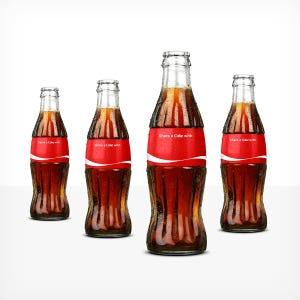12 Pack Personalizado Coca Cola Classic Diet Coke O Zero Etsy
