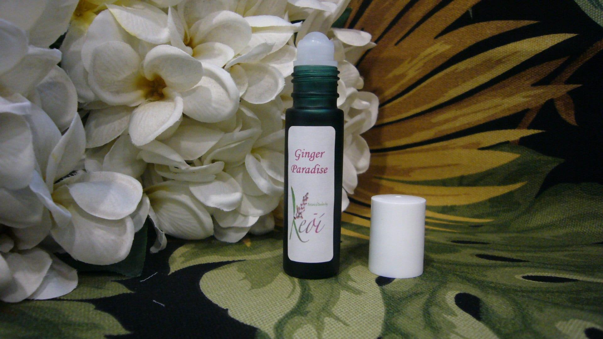 Parfum de gingembre paradis