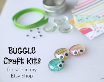 BUGGLES Craft Kits (Mini Kit), Love Bugs Craft for Summer!