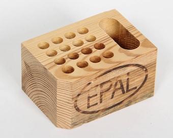 Pallet pencil block