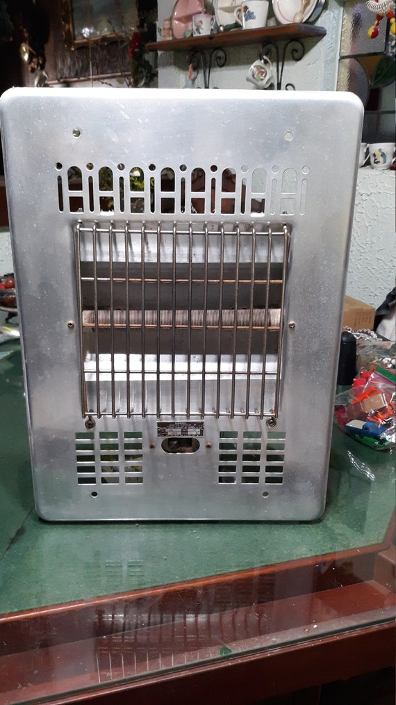 1950s Markel Electric Wall Heater 241 Works Great 120v Etsy