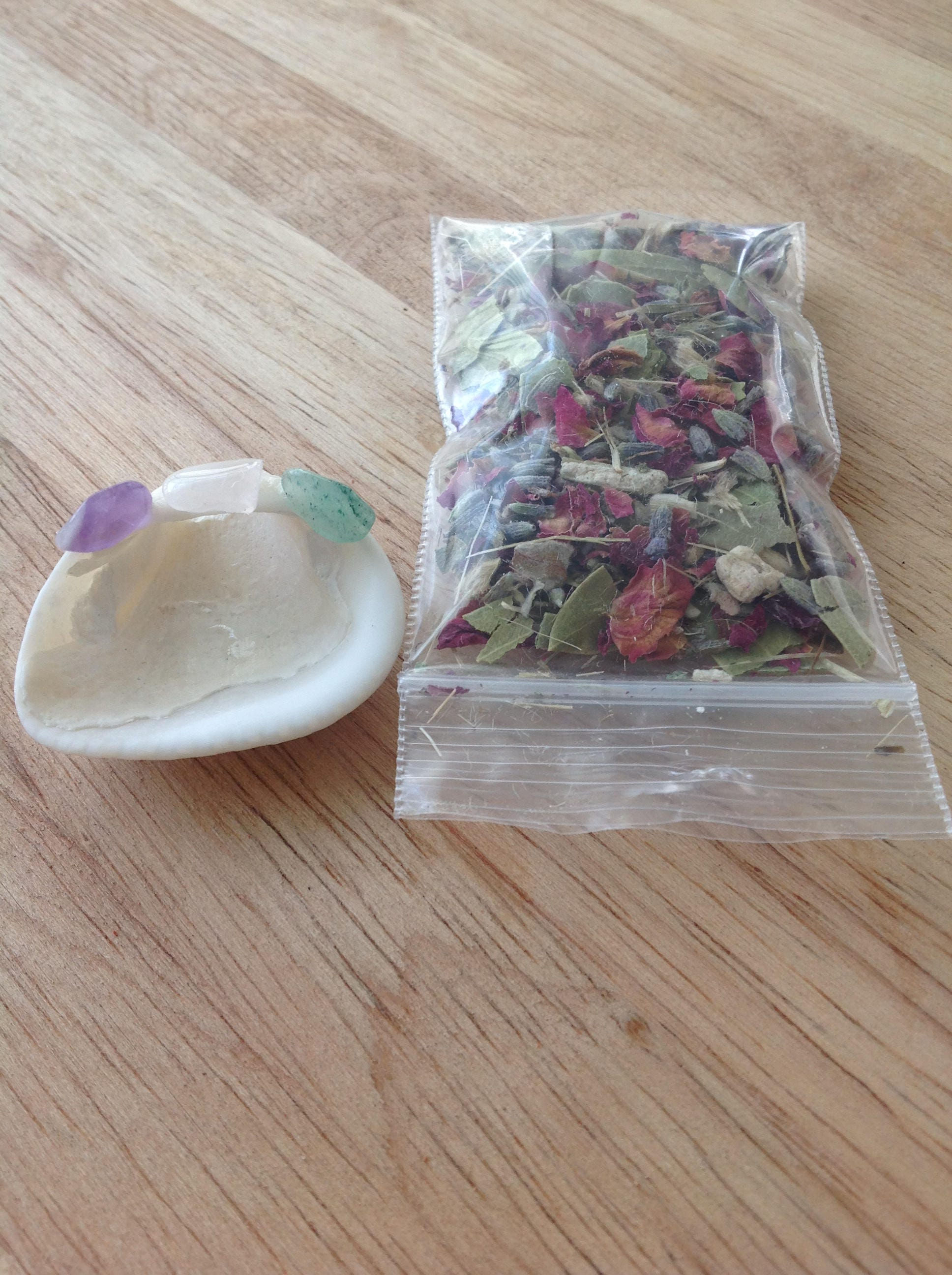 Loose Herbal Incense - Love Blend