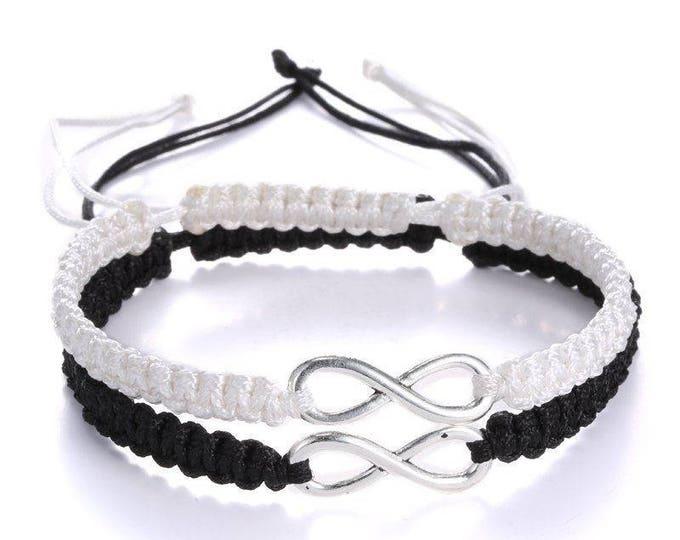 infinity bracelet - infinity symbole - infinite bracelet - infinity charm - infinity women bracelet