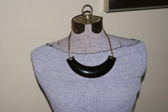 Kenneth J Lane Vintage Bib Necklace