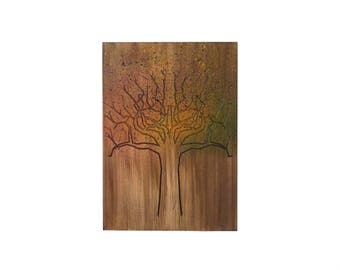 Seasonal Tree Wall Art