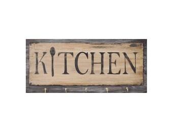 Hanging Kitchen Utensil Rack