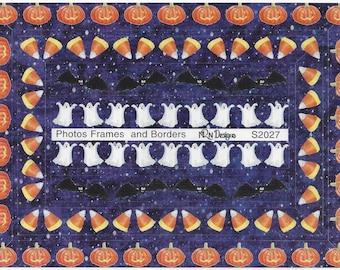 NRN Designs ~ Happy Halloween ~ S2027