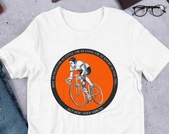 cf86147c0b Eddy Merckx - Cycling Top - Paris Roubaix - Gifts for Cyclists