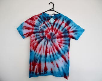 Fire and Ice Dyed Tee