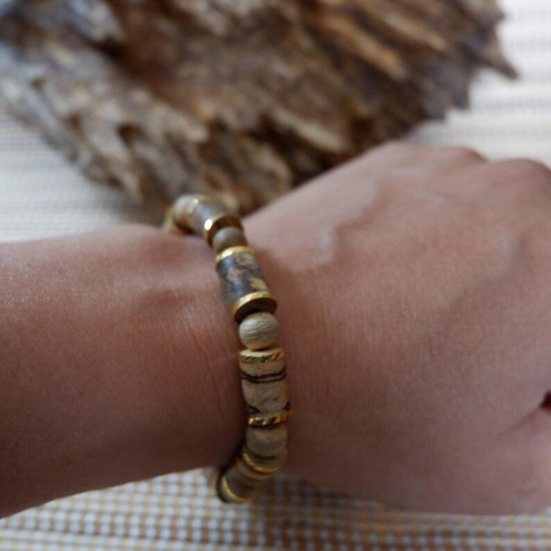 VietNam natural agarwood praying bracelets HandMade craft