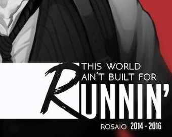 The Evil Within Fan Art Book: This World Ain't Built For Runnin' PDF