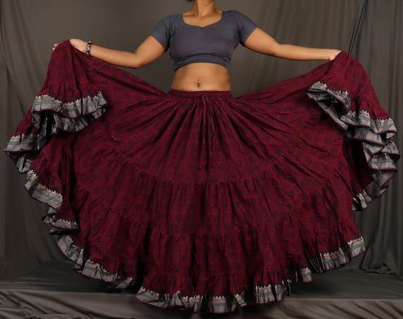 Belly dance skirts 25 YARD Tribal belly Dance