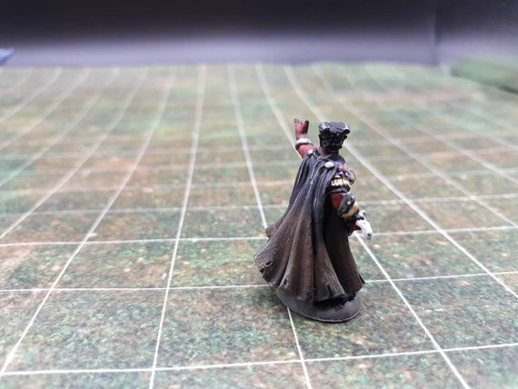 Dungeons and Dragons Will Paint Female Changeling Player Character Miniature Hand Painted