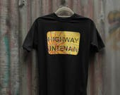 WAY IN Road signs T-shirts