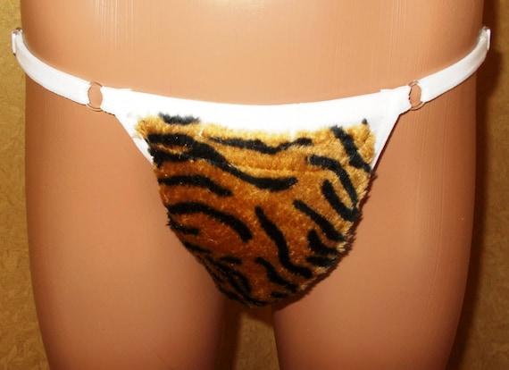 hairy panties Natural