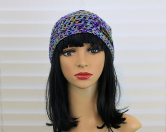 Watercolors Slouch Hat