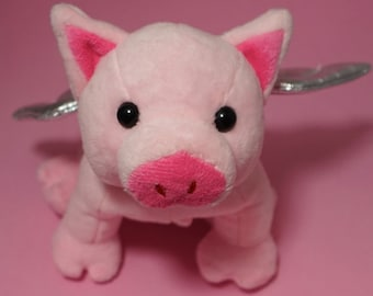Flying Pig Par-T-Pet adopt and sutff