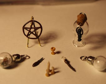 Miniature altar kit