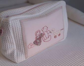 Honeycomb sponge Beauty, personalized gift