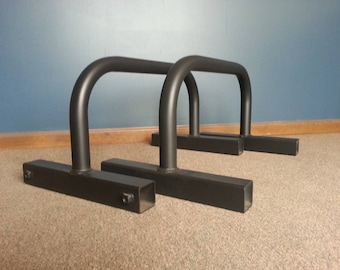 Parallette Bars, gym equipment, equipment for CrossFit, bodyweight exercises, parallette, home gym, Fitness Equipment
