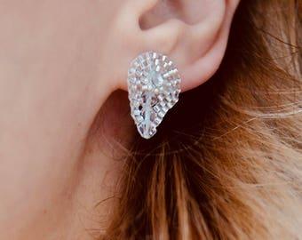 Glacier Queen Earrings