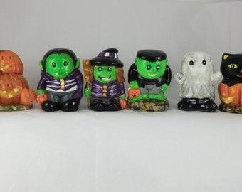 Set of 6, Halloween