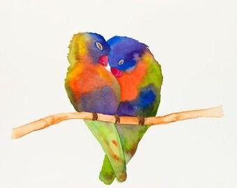 Love - A3 Fine Art Print