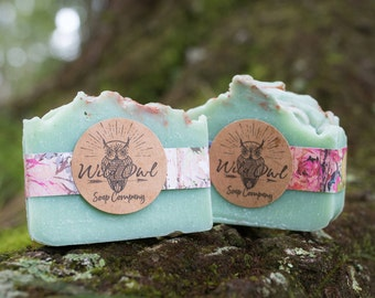 Rosemary Mint Natural Handmade Soap