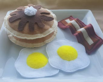 Felt Food - Sunshine Breakfast