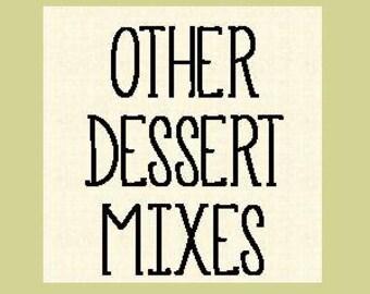 Other Dessert Mixes