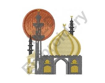 716df658236 Mosque - Machine Embroidery Design