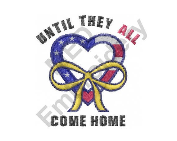 Usa Military Machine Embroidery Design Usa Military Support Etsy