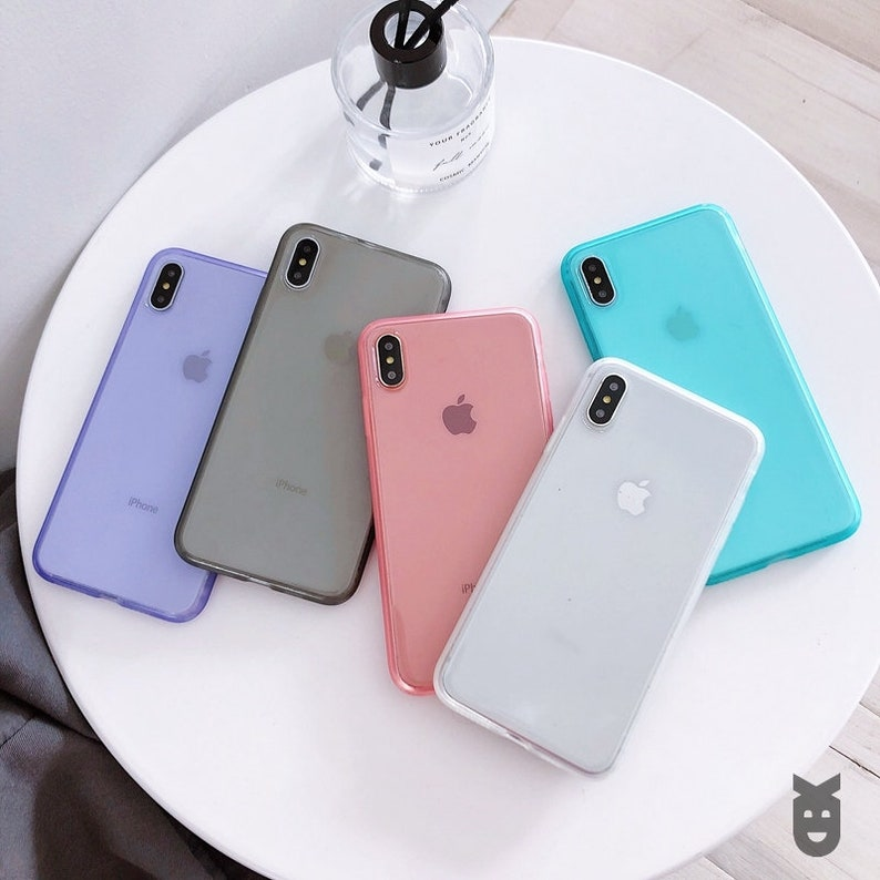 Thick Transparent Shockproof Frame Case iPhone 11 Pro Max image 0