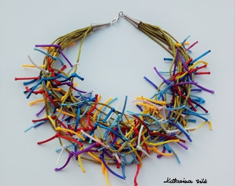 Katarina Silk Jewelry