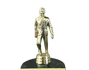 Show Me The Money Dundie Award Trophy The Office TV Show Michael Scott Oscar Martinez Dunder Mifflin Dundies Prop Dundy Accountant Gift Idea