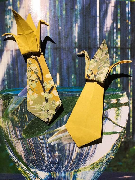 Origami Bookmark | 760x570