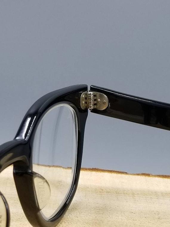 94c2a1a8727 Vintage Liberty USA Optical Safety Glasses Frames Key HoleTart