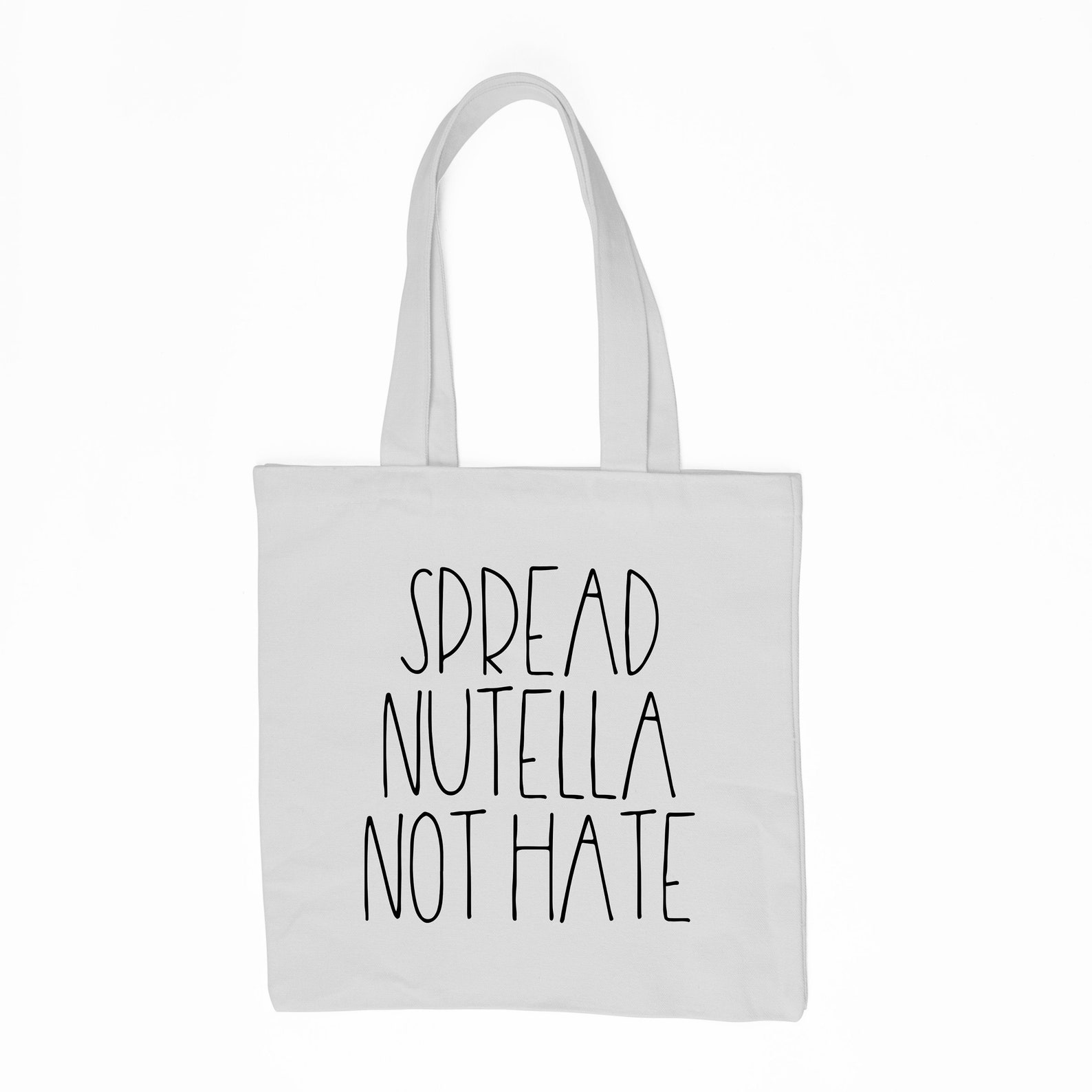 Spread Nutella not Hate