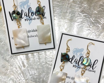Mother of Pearl & Abalone