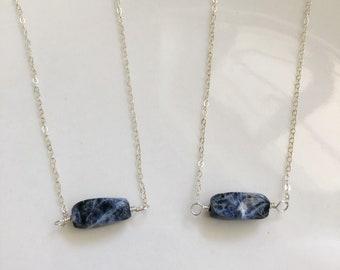 Sodalite Gemstone Nescklace