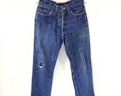 Rare Sugar cane selvedge jeans toyo enterprise distressed grunge denim head