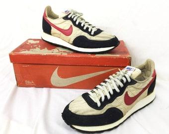 VINTAGE NIKE SHOES OG NIKE Retro Nike 80s 90s Nike Air Memorabilia Display