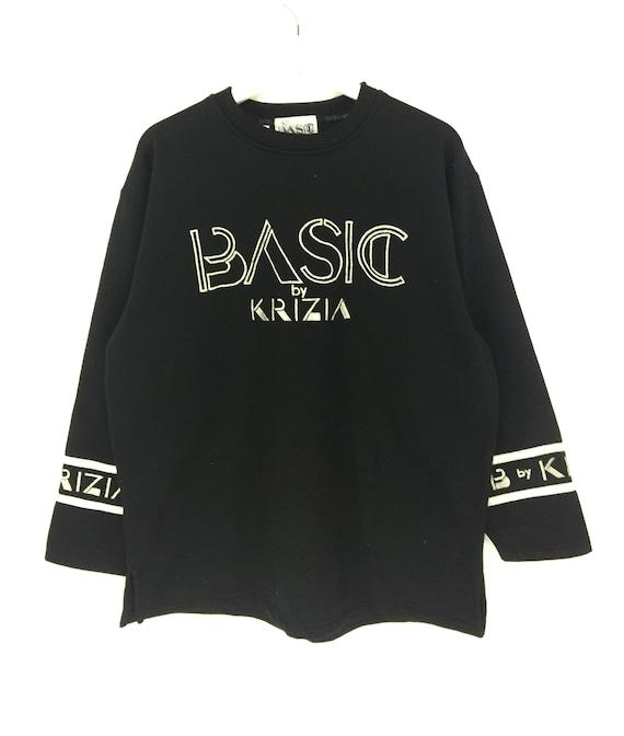 Krizia Shirt Vintage Krizia Vintage 90s Basic By Krizia All Over Print Tee T Shirt Womens Size L