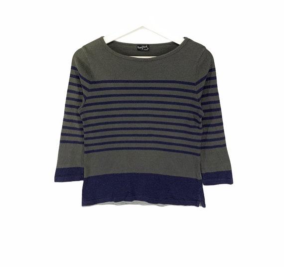 Rare!! Margaret Howell stripe shirt