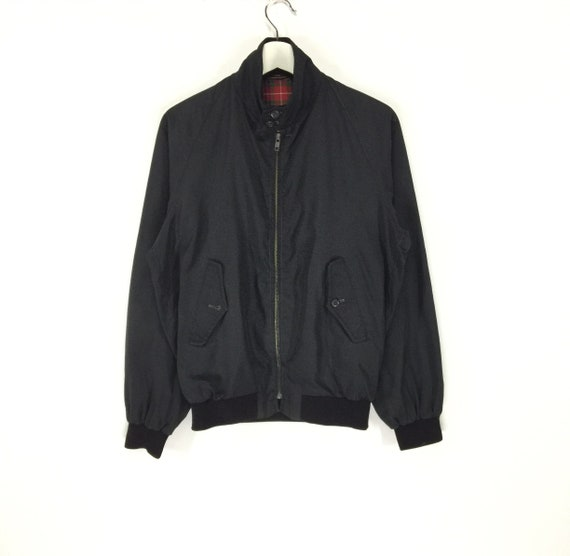 Rare!! Baracuta vintage harrington jacket/tartan p