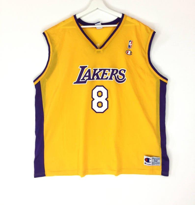 b6930a6b51c RareChampion NBA Los Angeles Lakers Kobe bryant vintage