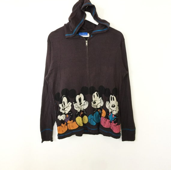 Rare!! Disney mickey mouse hoodies sweater