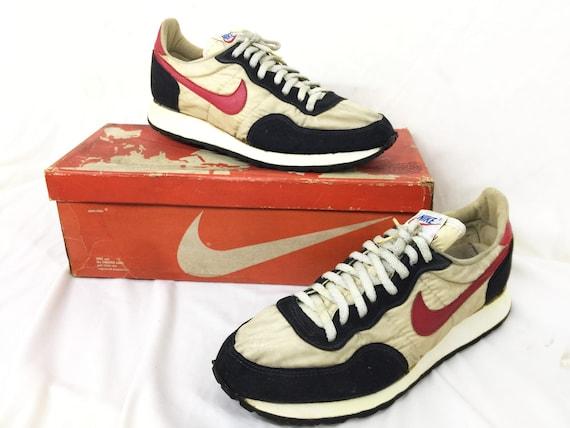 Rare!! Nike terra tc vintage 80s shoes/DEADSTOCK/v
