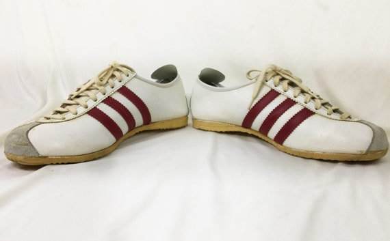 VINTAGE ADIDAS DUBLIN 70's DEADSTOCK Schuhe Sneaker Gr. 6,5