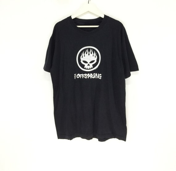 Rare!! The offspring vintage shirt/punk tee